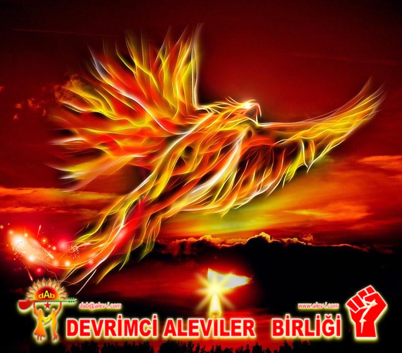 DAB ALevi küllerinden yeniden doğan anka turna Alev phoenix-500469_960_720Devrimci Alevi Kızılbas pir sultan