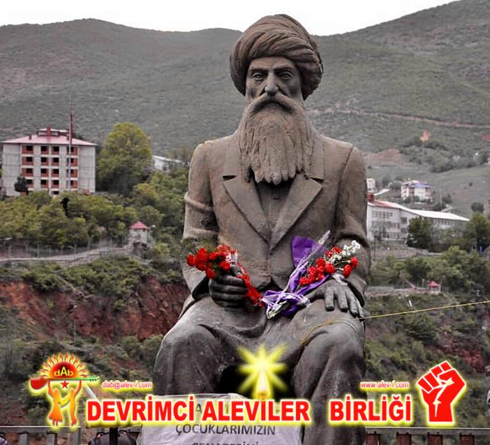 dab alevi seyit rızaDevrimci Alevi Kızılbas pir sultan