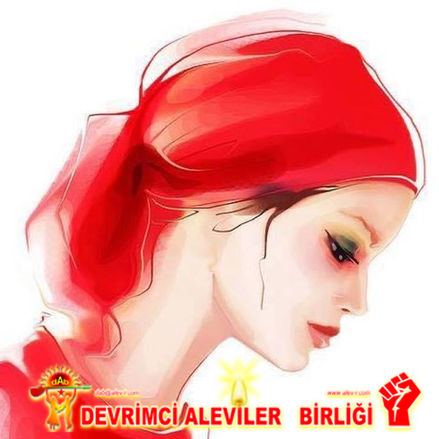 kızılbas kadin kadın Devrimci Alevi Kızılbas pir sultan