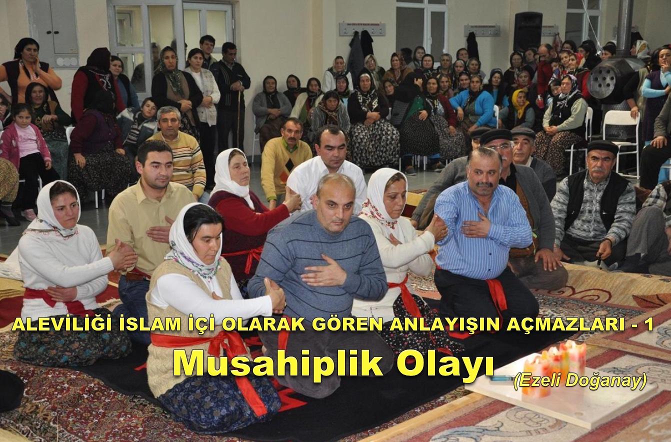 Alevi Cem Müsahiplik Devrimci Alevi DAB Kızılbaş Bektasi Cem Ezeli Doganay
