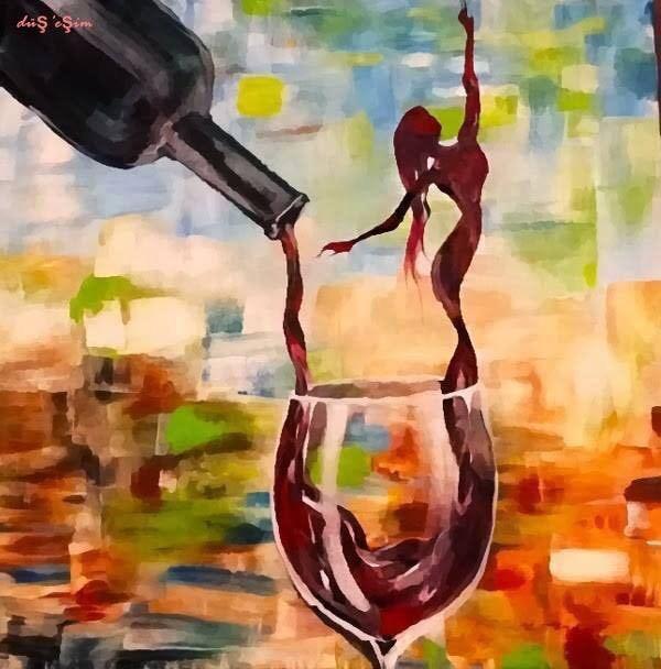 sarap Şarap dem bade ALevi Kızılbas Cem Pir Sulttan Hayyam