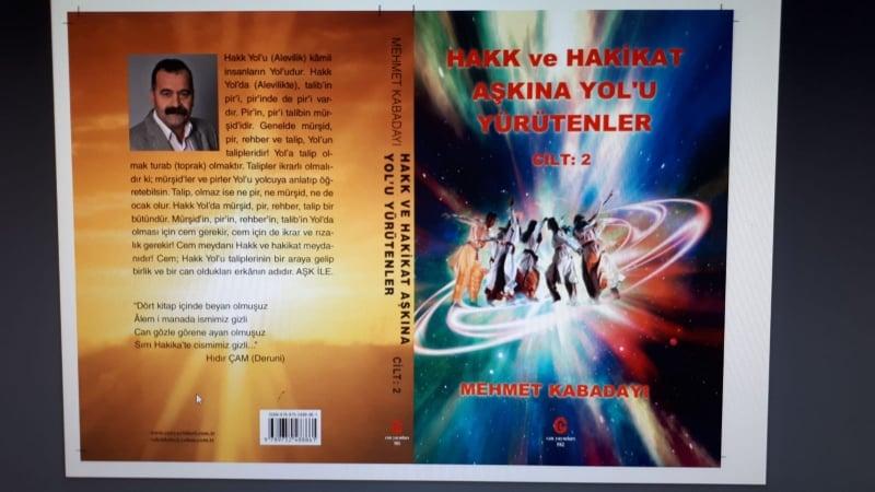 Mehmet Kabadayı Kitap DAB Alevi 3
