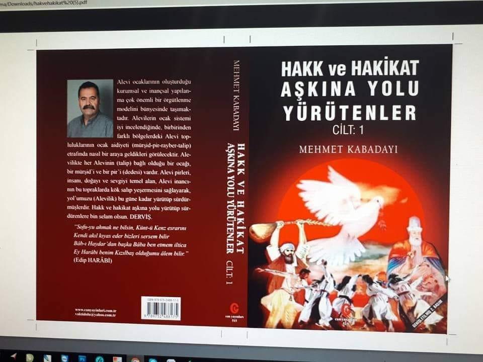 Mehmet Kabadayı Kitap DAB Alevi 4