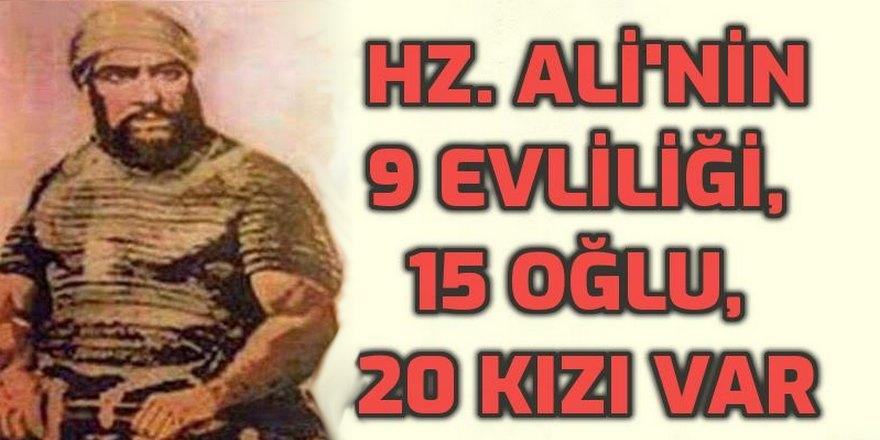 hz. Ali Alevi değil aliin eşleri çocukları Devrimci Aleviler Birliği DAB Alevi bektaşi kızılbaş pir sultan cem samah