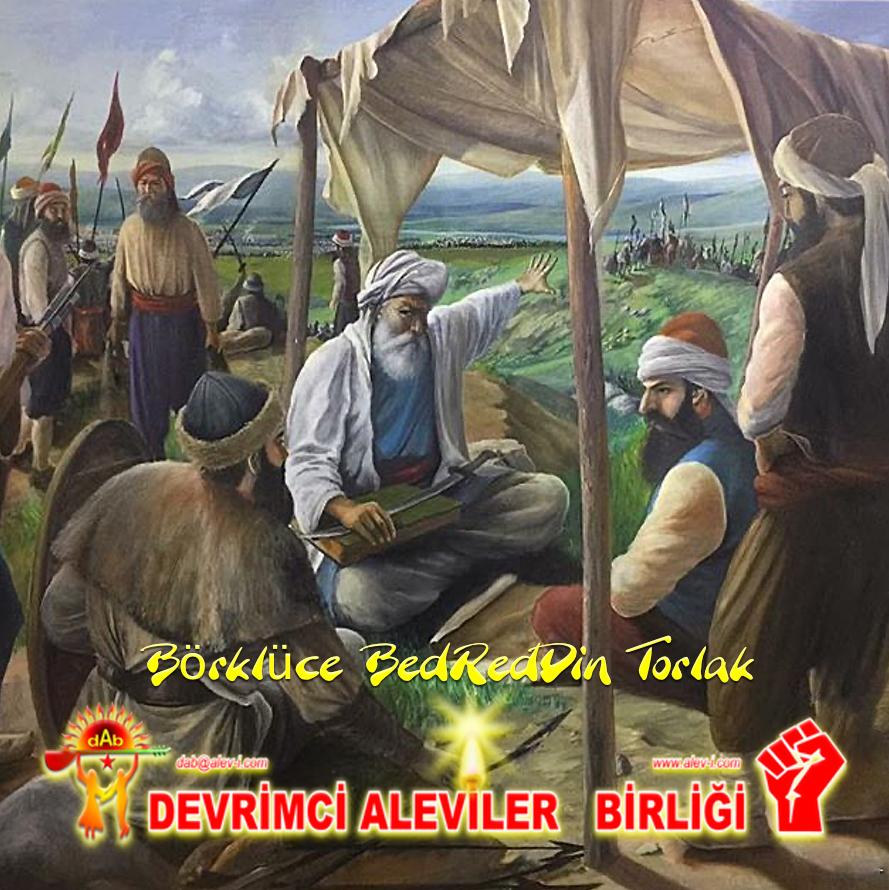 börklüce bedreddin torlak DabDevrimci Alevi Kızılbas pir sultan