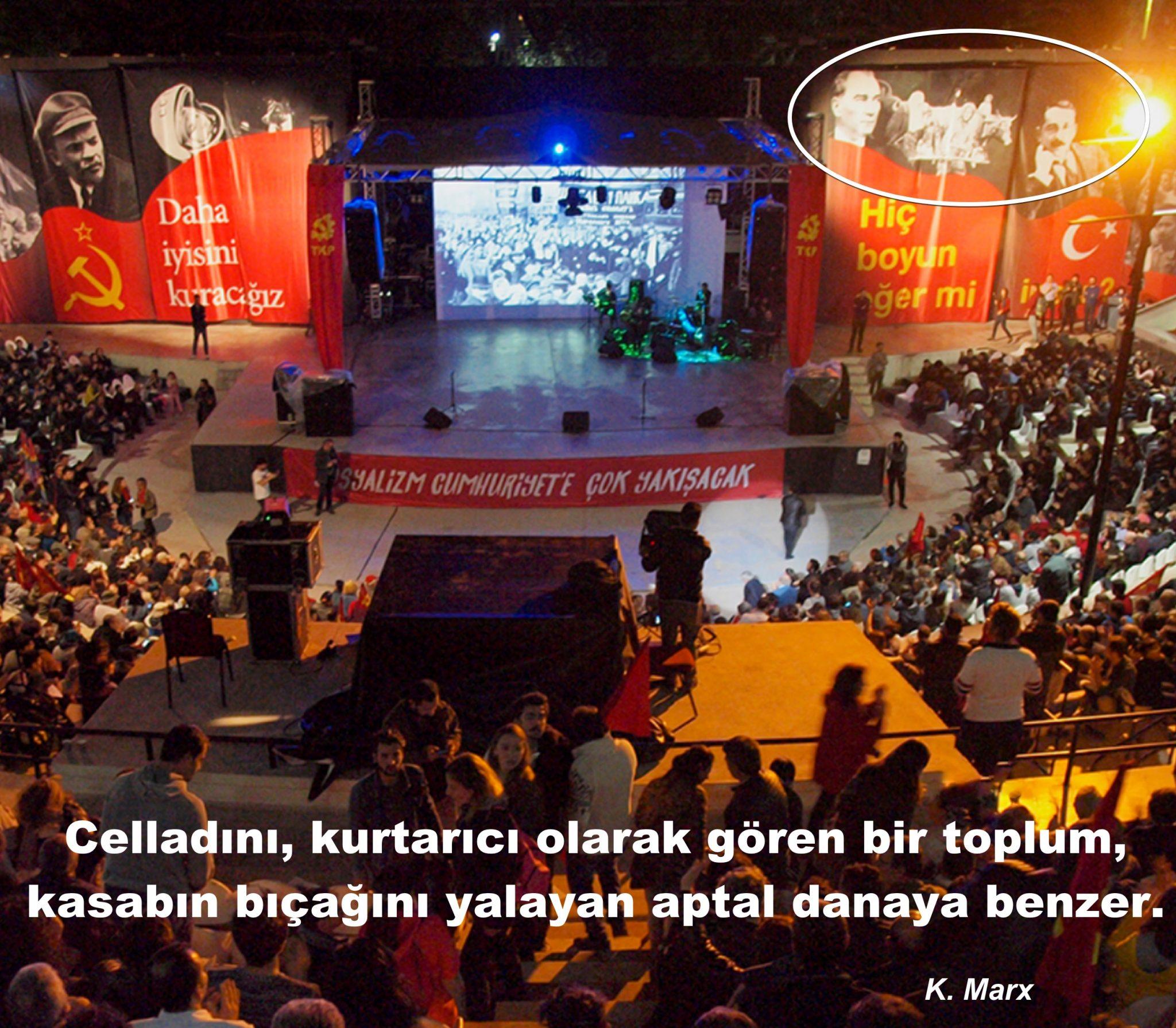 B11 Kemal Okuyan Türkiye Kemalist Partisi TKP