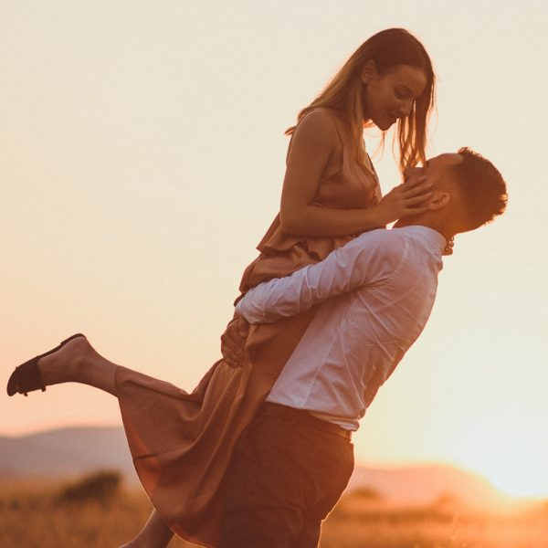 Engagement Shoot - Rolling Hills of Romania