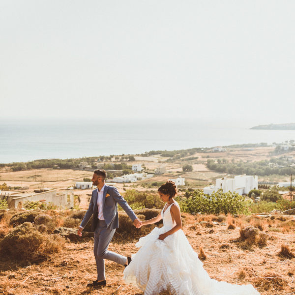 Tinos Island Wedding in Greece