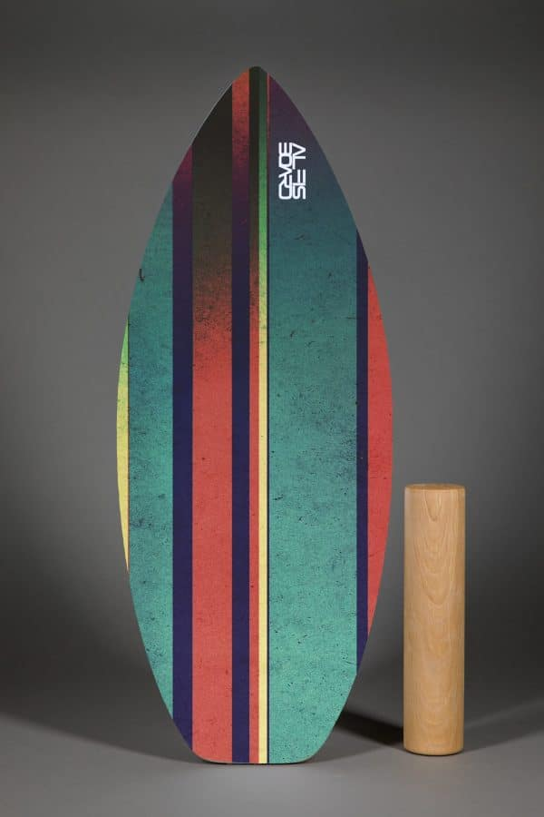 AlfisBoard Stripes