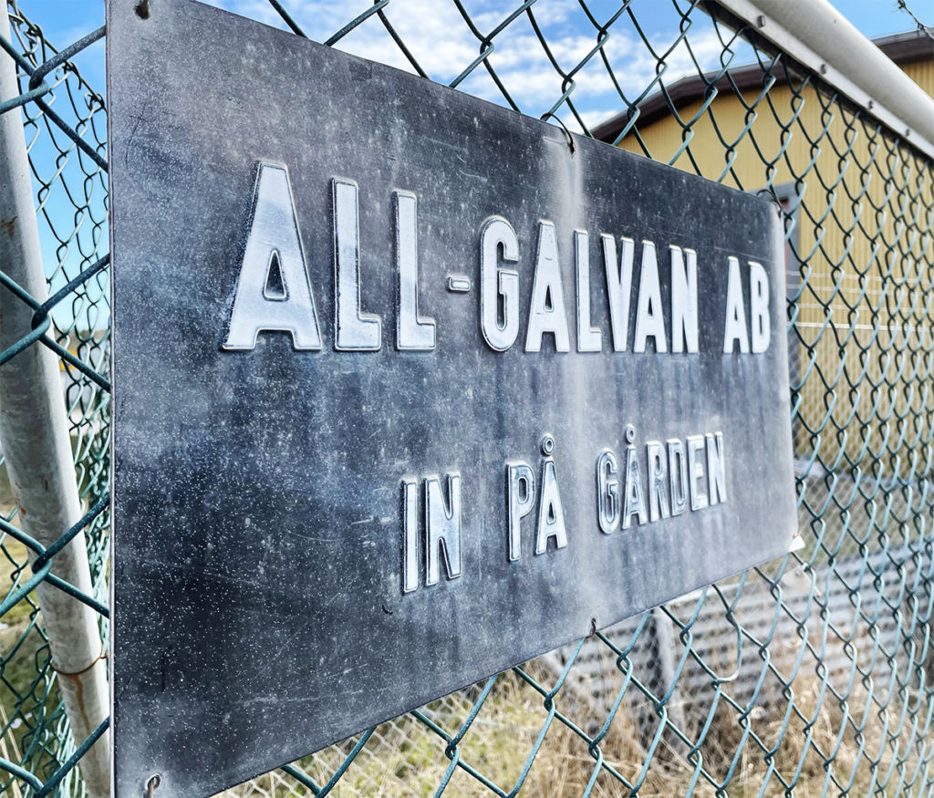 Välkommen till All-Galvan AB