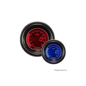Reloj de presión de Turbo ProSport EVO | 52mm | 3 bares