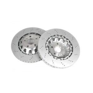 Discos de freno ventilados OEM | TTRS – Cupra | ø370mm