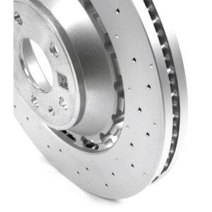 Discos de freno ventilados OEM | RS3 8.5V | ø370mm