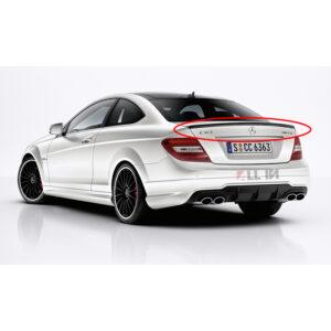 Alerón Mercedes Clase C Coupe | Look AMG | W204