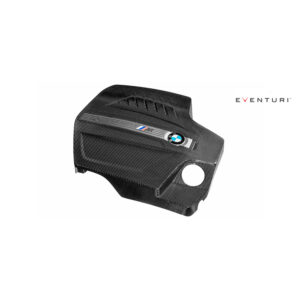 Tapa de motor en fibra de carbono Eventuri | BMW | N55