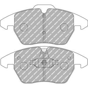 Pastillas de freno DS2500 Delanteras | FCP1641H