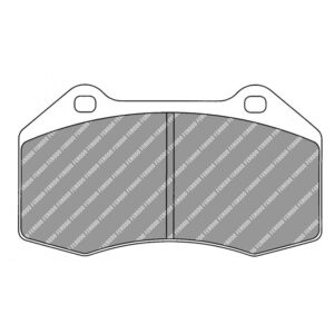 Pastillas de freno DS2500 Delanteras | FCP1667H