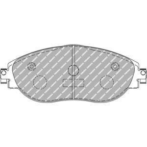 Pastillas freno Ferodo DS2500 Delanteras | FCP4425H