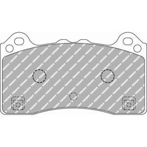 Pastillas de freno DS2500 Delanteras | FCP4830H