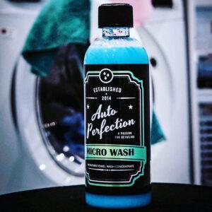 Detergente para lavado   Micro Wash