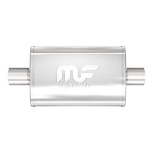Silencioso deportivo Magnaflow Oval | 4″x 9″ | Centro/Centro