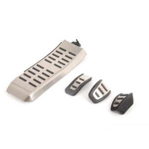 Set de pedales de aluminio para Audi | A4 – A5 – Q5