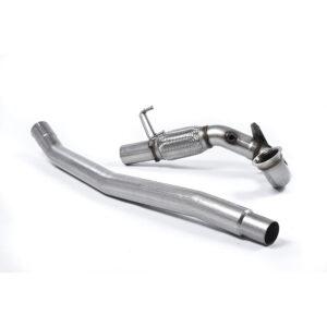Downpipe descatalizada Milltek | Audi – Seat – VW | MQB 4WD