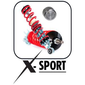 Suspensión roscada V-maxx Sport   Audi A4 B8