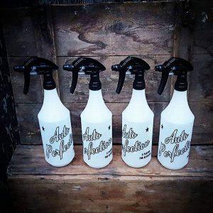 Bote para mezclas | Mixing Bottle