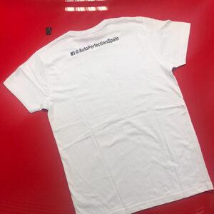 Camiseta de algodón Auto Perfection