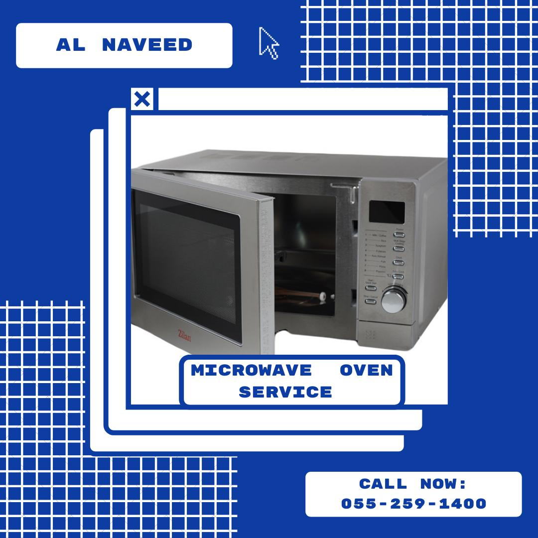 microwave oven service 1400