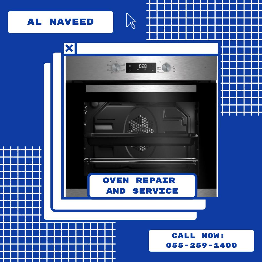 oven service