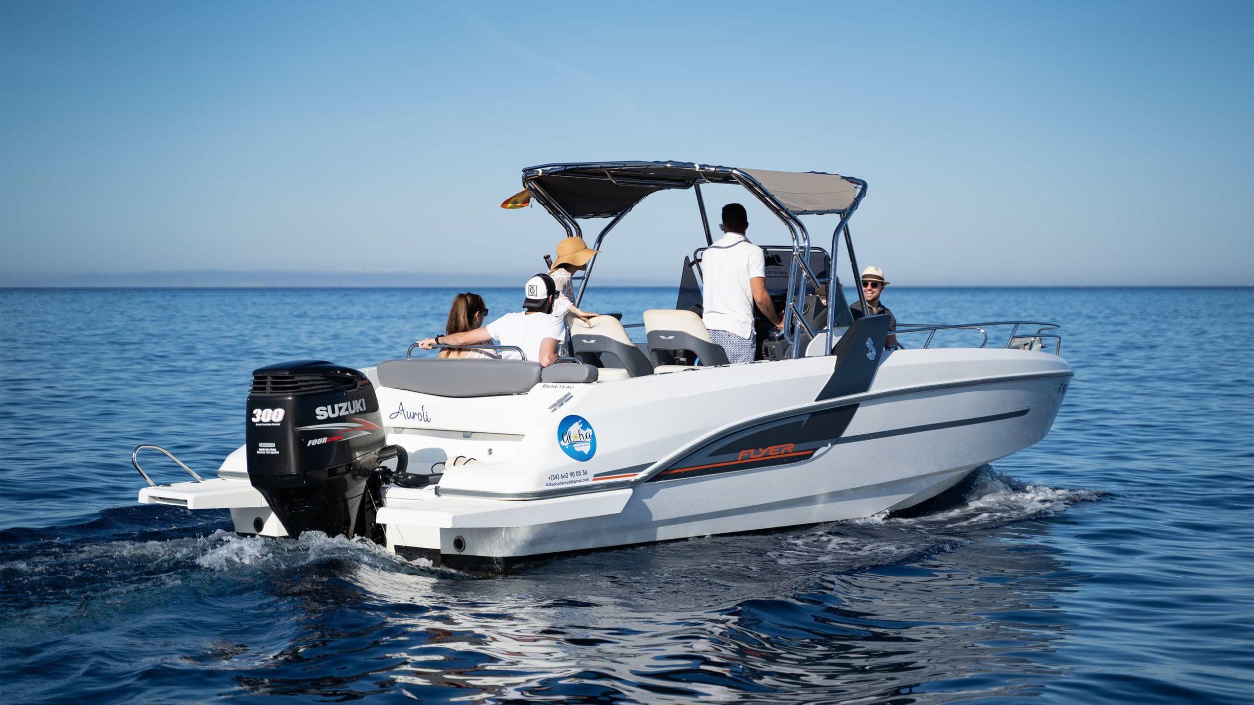 Aloha Charter Boat