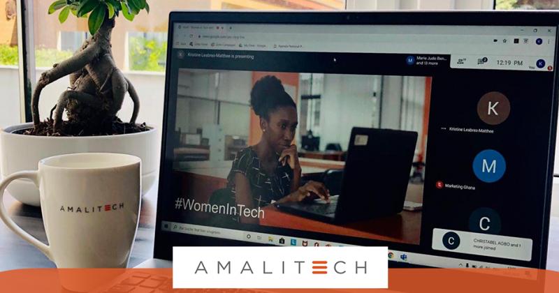Women in Tech Webinar
