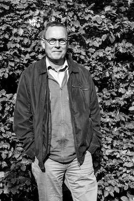 Portret Ben Stoelinga copyright Remko Schotsman portretteert politici AmersfoortKiest staand