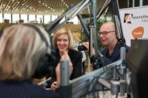 AmersfoortKiest Bibliotheek Eemland Tevreden over coalitie in Amersfoort