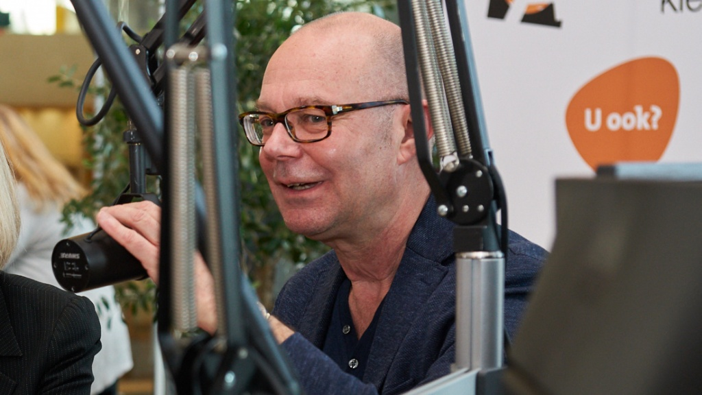 Bart Huijdts D66 Bevrijdingsfestival