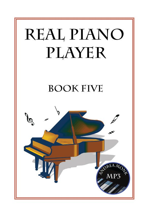 Piano Tutor Book-Five-with-mp3
