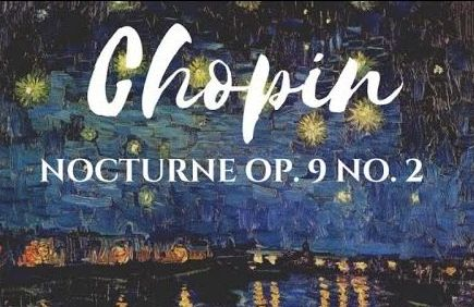 Chopin Nocturne Op 9 No 2
