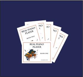 Piano Tutor Books and CD's