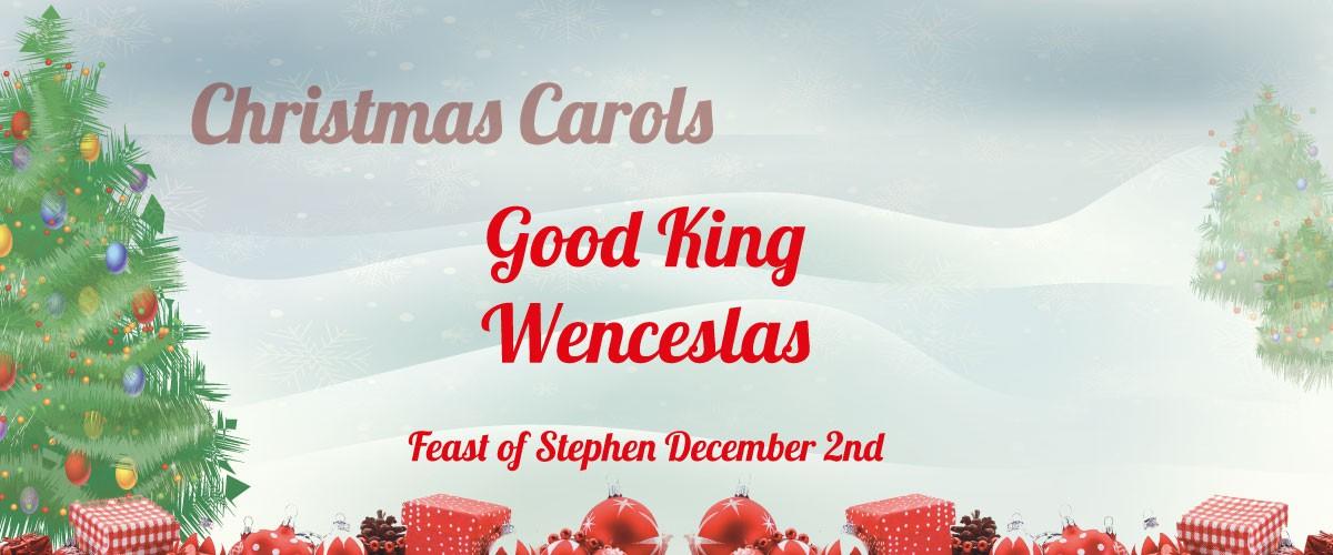 Good King Wenceslas sheet music