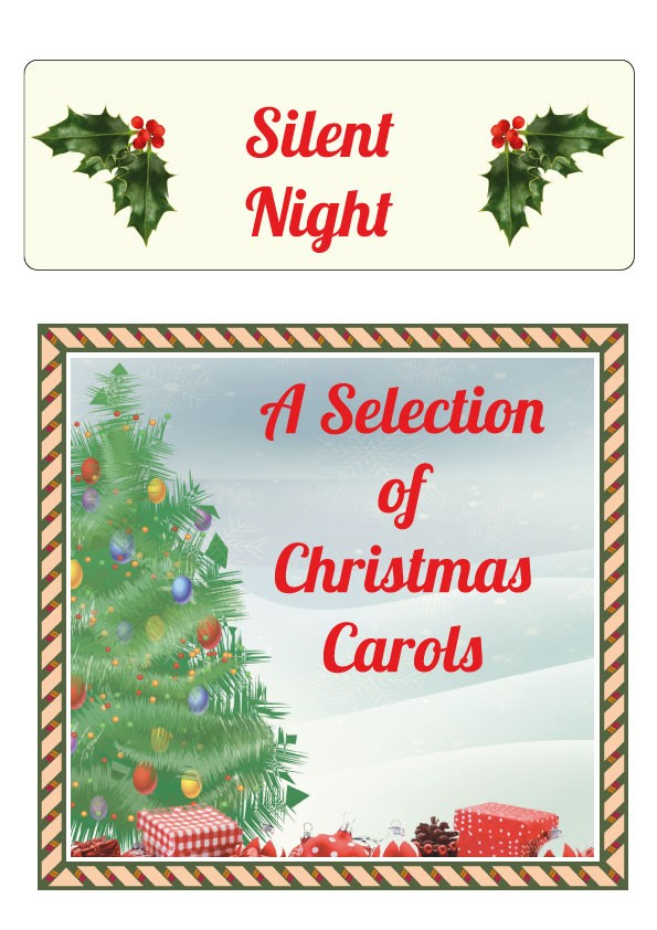 Silent Night Cover sheet music