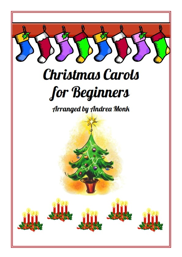 Beginner Piano Christmas Carols