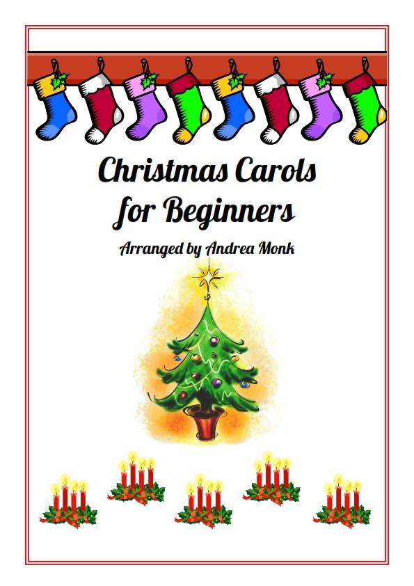 Beginner Piano Christmas Carols
