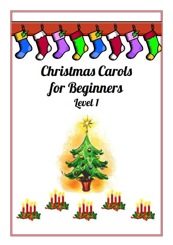 Christmas Carols for Beginners