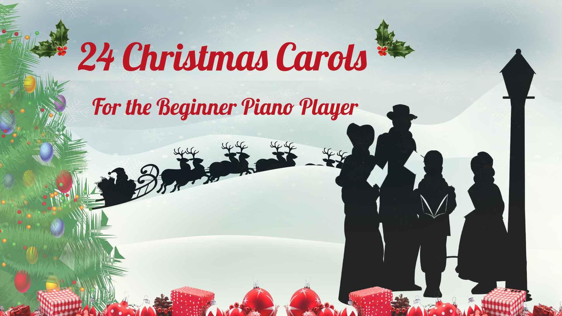Christmas-Carols-for-the-beginner