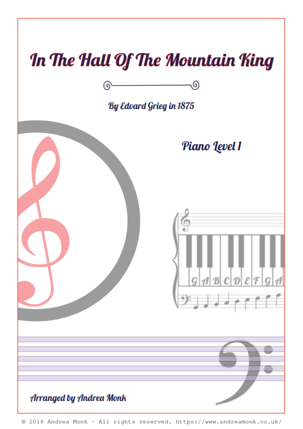 In The Hall Of The Mountain King cover