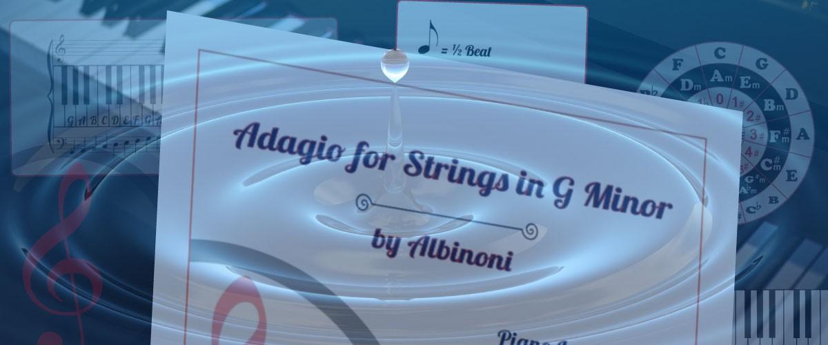 Adagio for Strings in G Minor by Albinoni
