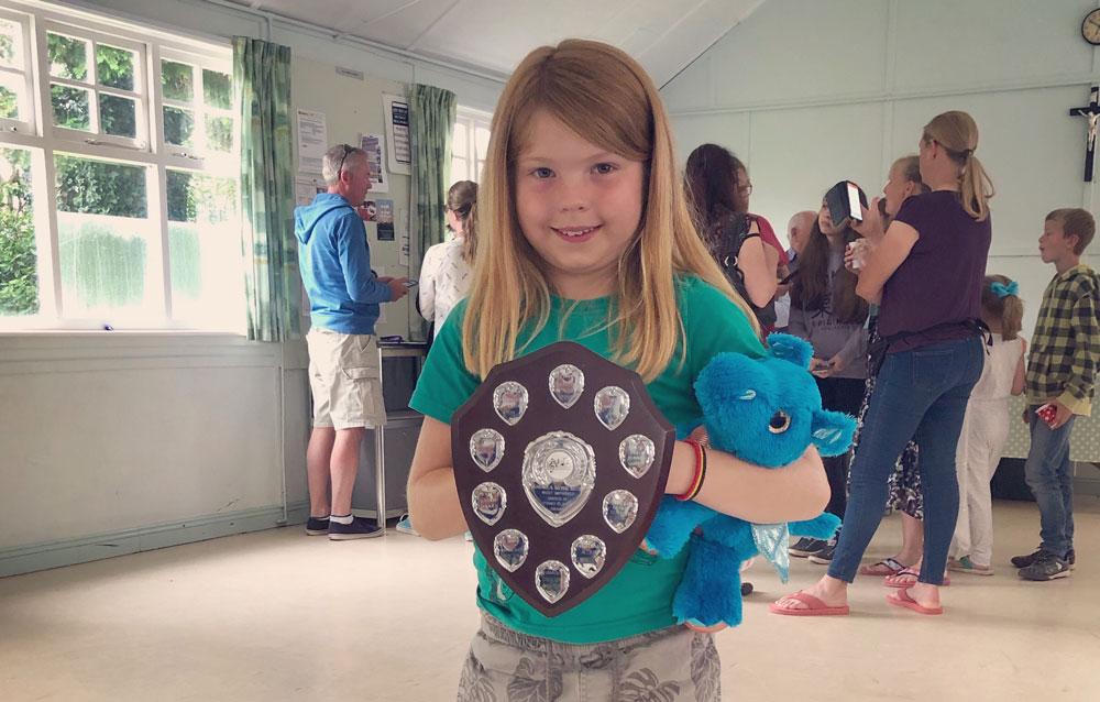 Billie Taylor Trophy Winner