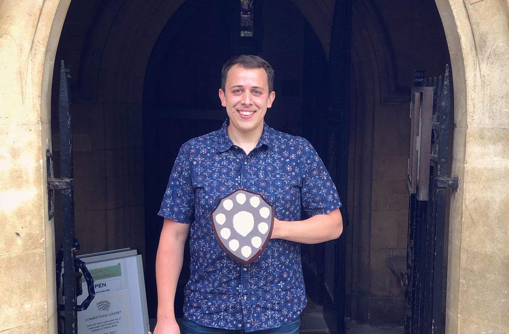 Miles Vowles Trophy Winner
